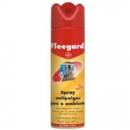 Spray Bayer Antipulgas para Ambientes Fleegard - 300ml