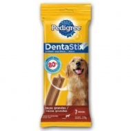 Petisco Pedigree Dentastix para Raças Grandes 7 Sticks - 270gr