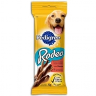 Petisco Pedigree Rodeo Carne 4 Sticks - 70gr