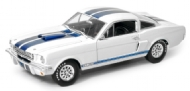 1966 SHELBY MUSTANG GT350 ESCALA 1/18