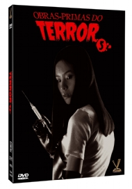 Obras-primas do Terror Vol. 5 (3 DVDs)
