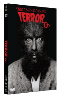 Obras-primas do Terror Vol. 6 (3 DVDs)