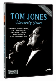 Tom Jones - Sincerely Yours