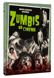 Zumbis no Cinema (2 DVDs)