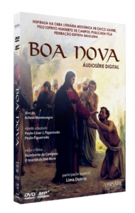 Boa Nova - Áudiosérie Digital (DVD + CD)