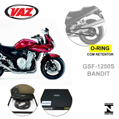 Kit Completo Ccp Xtreme Suzuki Gsf1250S Bandit 2007 2009