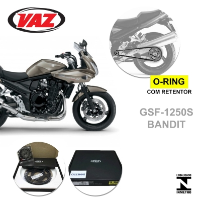 Kit Completo Ccp Xtreme Suzuki Gsf1250S Bandit 2010 2012