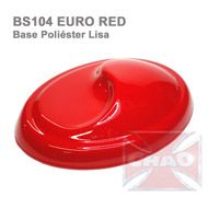 BS104 Euro Red 900ml
