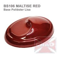 BS106 Maltise Red 900ml