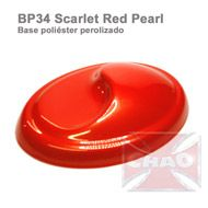 BP34 Scarlet Red 900ml