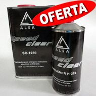 Speed Clear kit 4750ml