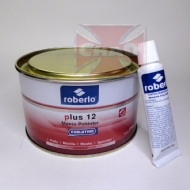 Massa Poliéster Plus12 EVOLUTION Roberlo 750g