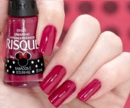 ES Risque Minnie Cremoso 8ml - BABADOS E BOLINHAS