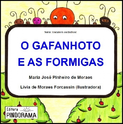 O gafanhoto e as formigas