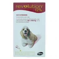 Anti Pulgas e Carrapatos Pfizer Revolution 12% para Cães de 10 a 20 kg - 120 mg