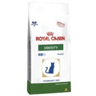 Ração Royal Canin Feline Veterinary Diet Obesity para Gatos Obesos