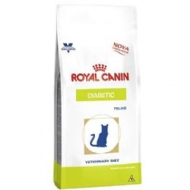 Ração Royal Canin Feline Veterinary Diet Diabetic para Gatos Adultos com Diabetes