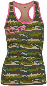 REGATA FEMININA IMPULSE CAMUFLADA