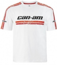 CAMISETA CAN-AM MASCULINA GELO
