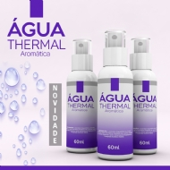 ÁGUA THERMAL COM LAVANDA  60ML