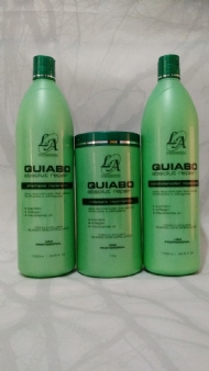 Kit Quiabo - Shampoo - Condicionador - Máscara - 500ml