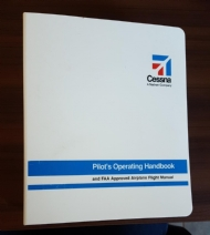 Pilots Operating Handbook 1979 Model C210N PN 7EE8BD9