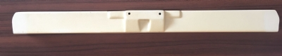 Cessna Plastic Shield Trim top of windcreen for Cessna 210L PN: K1215066-1