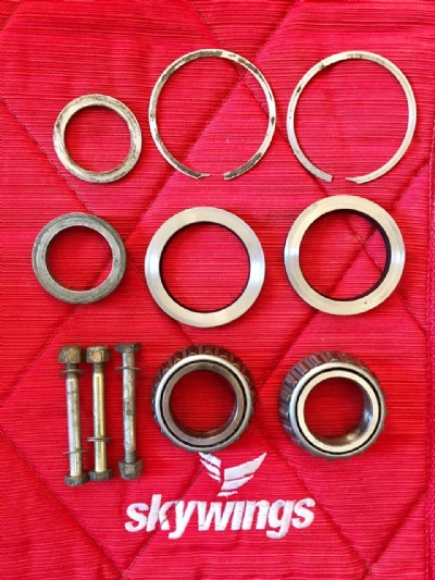 TIMKEN TAPERED ROLLER BEARING ASSY / TIMKEN ROLAMENTO COMPLETO