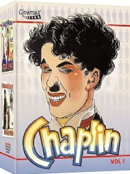 COLLECTION  CHAPLIN VOL. I / COLEÇÃO CHAPLIN VOL. I