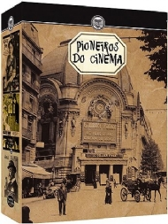 COLLECTION PIONEERS OF CINEMA / COLEÇÃO PIONEIROS DO CINEMA
