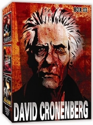 COLLECTION DAVID CRONENBERG VOL III / COLEÇÃO DAVI
