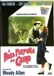 A ROSA PÚRPURA DO CAIRO / THE PURPLE ROSE OF CAIRO