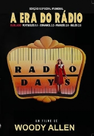 A ERA DO RÁDIO / RADIO DAYS / Woody Allen, Mia Farrow, Dianne Wiest, Danny Aiello, Seth Green, Julie Kavner DUBLADO