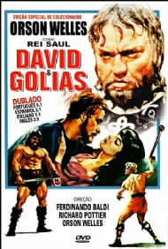 DAVID E GOLIAS / DAVID Y GOLIAT / DAVID E  GOLIA / DAVID AND GOLIATH / ORSON WELLES / DUBLADO