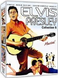 COLLECTION ELVIS PRESLEY VOL.5 / COLEÇÃO ELVIS PRESLEY VOL.5