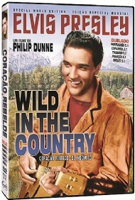 CORAÇÃO REBELDE / WILD IN THE COUNTRY / ELVIS PRESLEY / MUSICAL