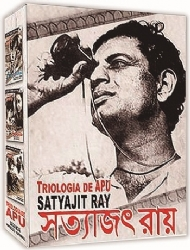 COLEÇÃO SATYAJIT RAY BOX 1 / TRILOGIA DE APU / APU TRILOGY COLLECTION: SATYAJIT RAY