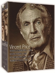 COLLECTION  VINCENT PRICE VOL. II / COLEÇÃO  VINCENT PRICE VOL. II
