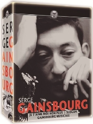 COLLECTION SERGE GAINSBOURG  / COLEÇÃO SERGE GAINSBOURG