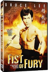 A FÚRIA DO DRAGÃO / FIST OF FURY / JING WU MEN / BRUCE LEE / DUBLADO
