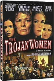 AS TROIANAS / THE TROJAN WOMEN / MIHALIS CACOIANNIS / CINEMA MITOLÓGICO GREGO