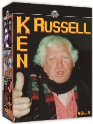 COLLECTION KEN RUSSELL VOL.3 / COLEÇÃO KEN RUSSELL VOL.3