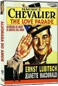 ALVORADA DO AMOR / THE LOVE PARADE - Ernst Lubitsch