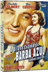 A OITAVA ESPOSA DO BARBA AZUL / BLUEBEARD S EIGHTH WIFE - Ernst Lubitsch
