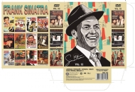 COLEÇÃO FRANK SINATRA BOX 02 / FRANK SINATRA COLLECTION PACK 02 (3 DVDs) Meu Ofício é Matar, The Man With The Golden Arm, Guys and Dolls