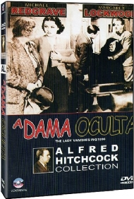 A DAMA OCULTA / THE LADY VANISHES
