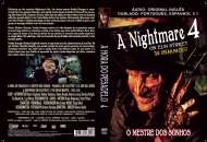 A HORA DO PESADELO 4: O MESTRE DOS SONHOS - A NIGHTMARE ON ELM STREET 4: THE DREAM MASTER - 1988 / EUA