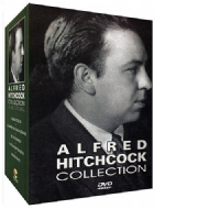 COLEÇÃO ALFRED HITCHCOCK VOL 1 / ALFRED HITCHCOCK COLLECTION BOX I (5 DVDs)