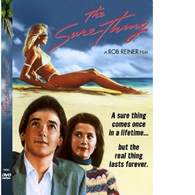 A COISA CERTA / THE SURE THING / ROB REINER