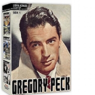 COLLECTION  GREGORY PECK VOL. I / COLEÇÃO GREGORY PECK VOL. I